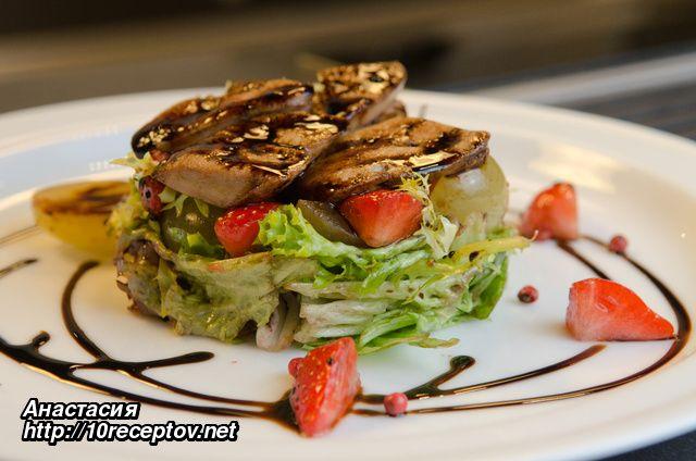 Рецепты салатов от шеф повара оливье