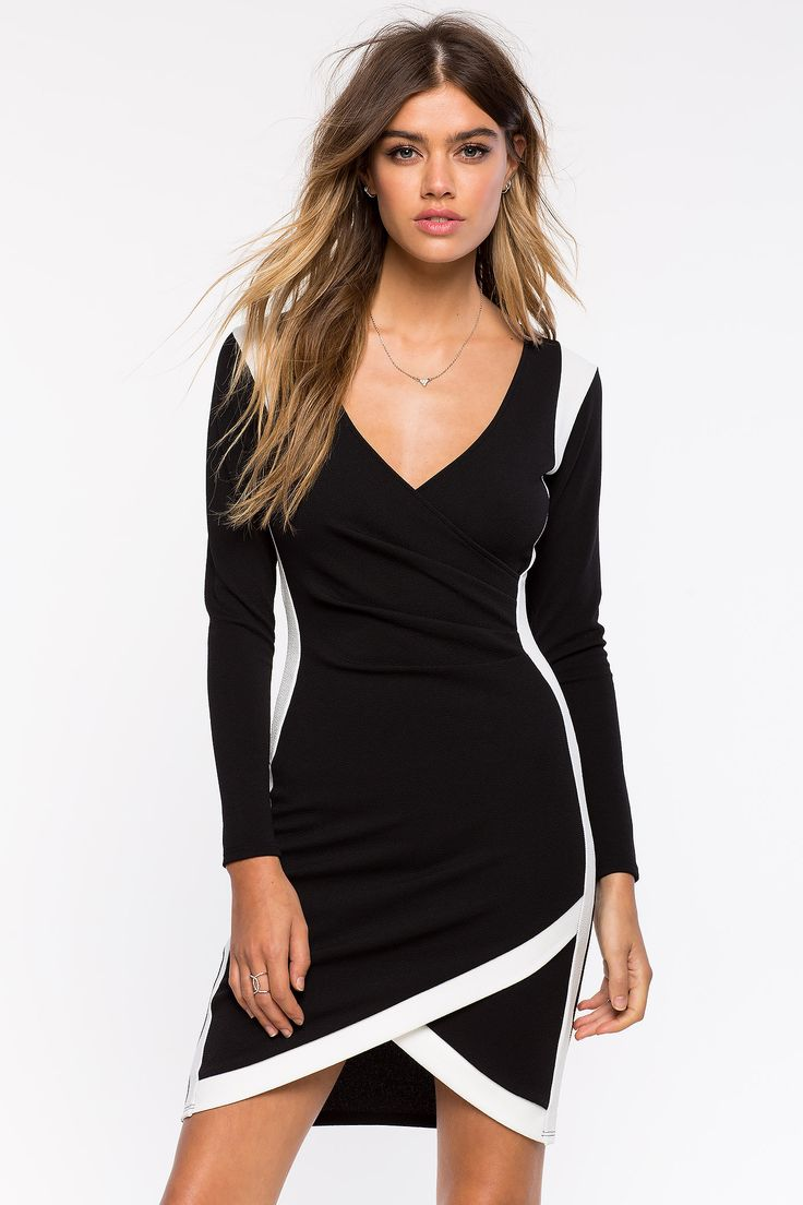 Women's Night Dresses | Wrap Up Surplice Dress | A'GACI
