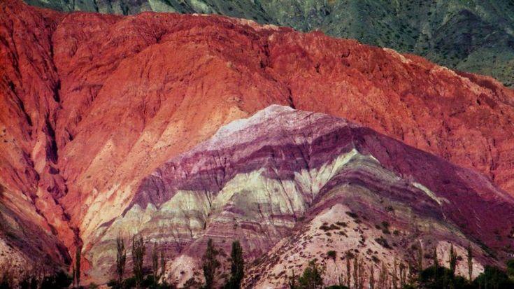 Resultado de imagen para cerro de los siete colores