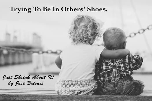 Trying To Be In Others Shoes 2