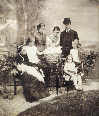 Ludovika, Karl Theodoor und familie