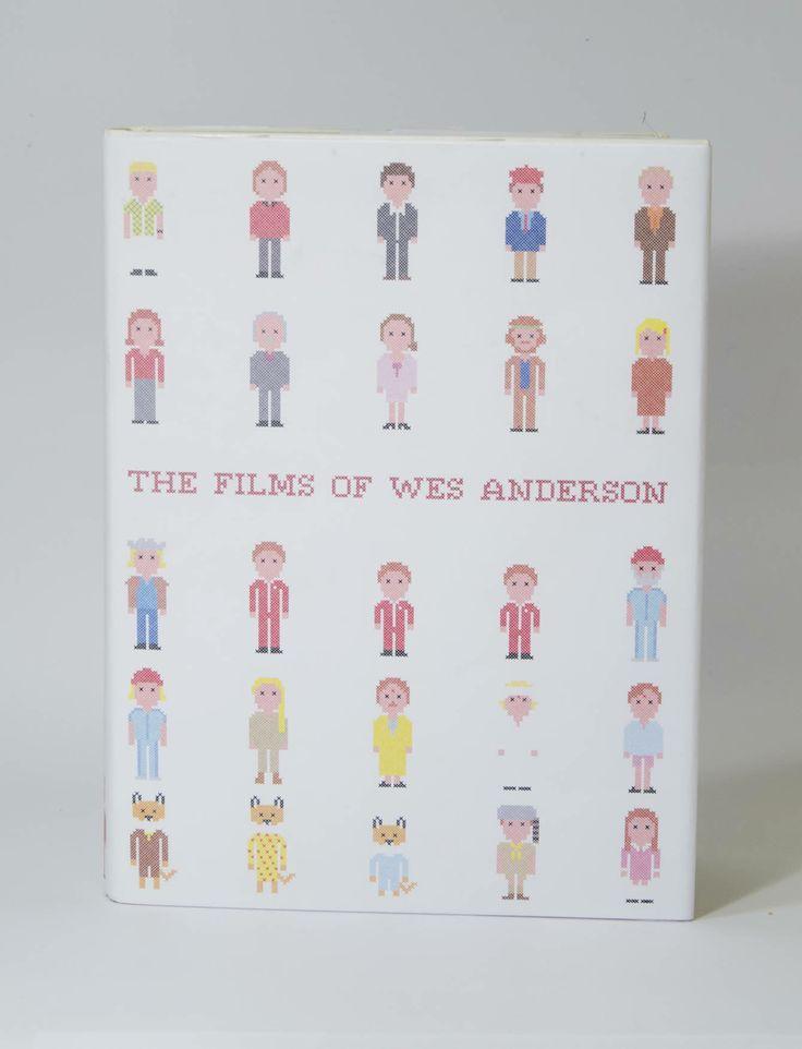 Wes Anderson - Mathilde Abelson Sahlén