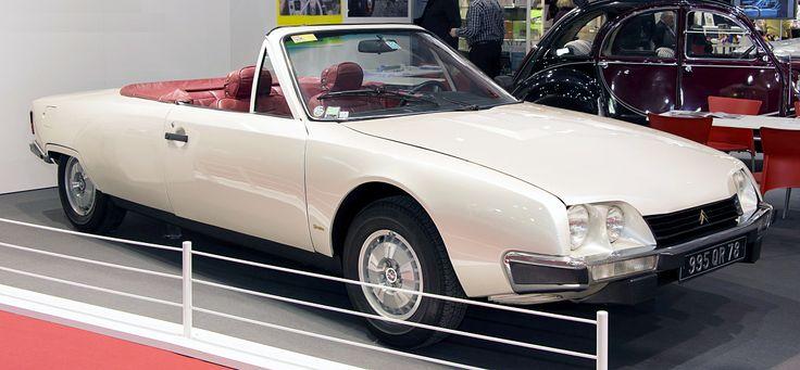 """Citroen CX Orphée 1984 Descapotable, only four cars were made """""""
