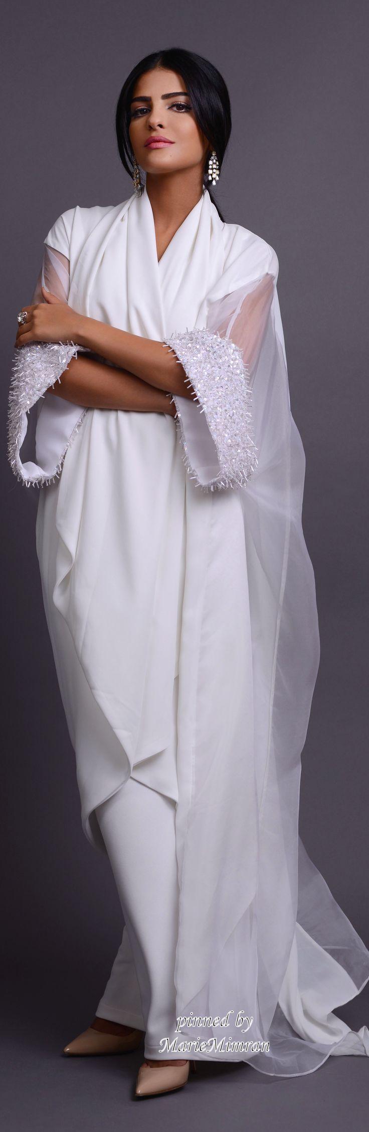 Princesse Ameerah Al Taweel- By FREDERIC ARANDA (Photographer)_Wear Bisht by Mashael Al Rahy Designer for Nargis magazine-