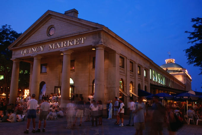 Boston, MA: Another great food city. A city with a rich history and the best restaurant I've ever eaten at.