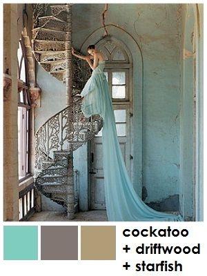 fairytale: Enamel Anchor, Color Inspiration, Fairytale Dress, Wedding Colors, Fairytale Colors, Color Idea