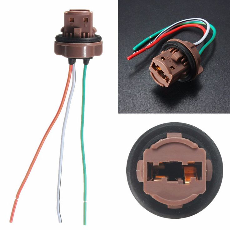 12CM Wire Wedge Sockets Plug Connector Harness For