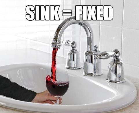 12 best funny plumbing images on pinterest chandler arizona financial planning and funny friday. Black Bedroom Furniture Sets. Home Design Ideas