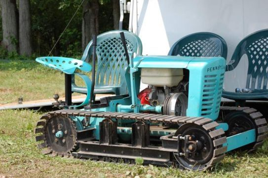 Custom Panzer Dozer uploaded in 2012 Dover Olde Tyme Days & GT Expo: