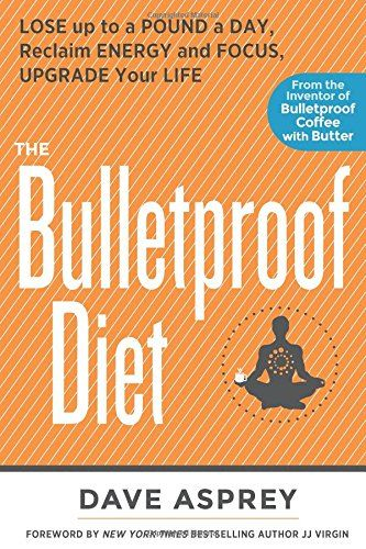 Here is my bulletproof diet book review. If you have been intrigued about the health benefits of coffee with butter this is the book for you.