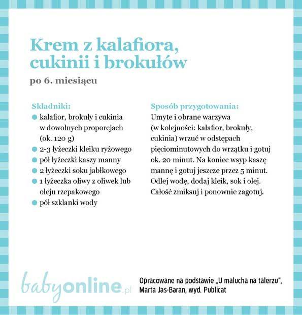 Przepisy dla niemowlaka - Zupki dla niemowlaka | Strona 11 | Babyonline.pl