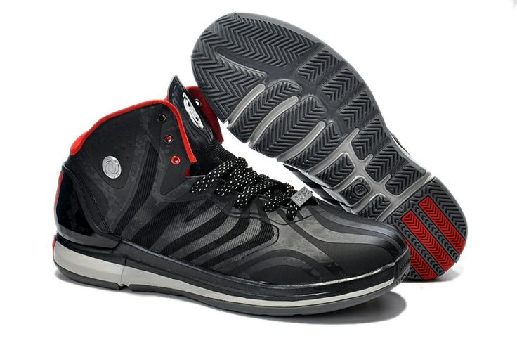 Adidas adiZero Derrick Rose 4.5 is made to withstand heavy use through its improved technology, reduced weight, increased ankle support and an innovative compression sock.