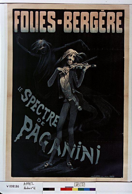 Le Spectre De Paganini
