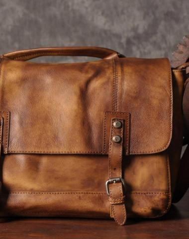 Overview  Design  Vintage Briefcase Messenger bag For MenIn Stock  4-7 days  for processingInclude  Messenger bagCustom  NoColor  Brown febbae6b43292