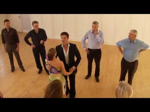 Swing dance lessons for beginners with Brian Fortuna - YouTube