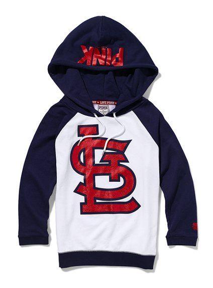 St. Louis Cardinals Baseball Hoodie - Victoria's Secret Pink® - Victoria's Secret