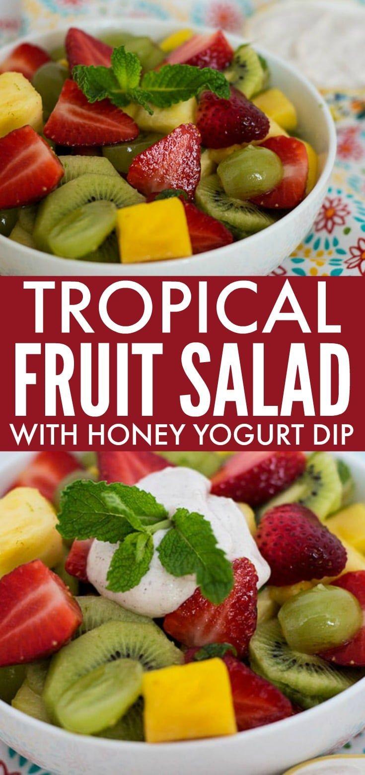 Tropical Fresh Fruit