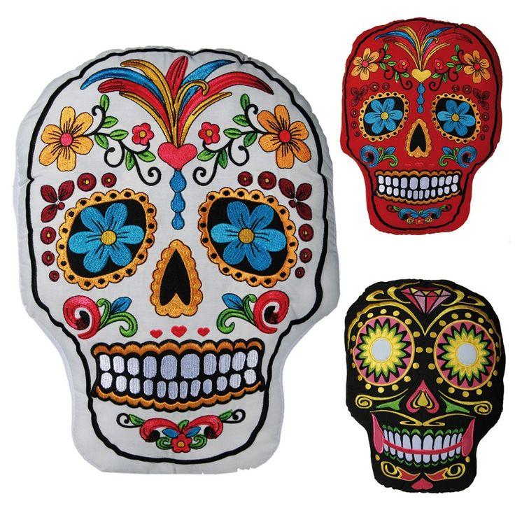 1000 Id Es Sur Le Th Me T Te De Mort D 39 Halloween Sur Pinterest Maquillage Sugar Skull