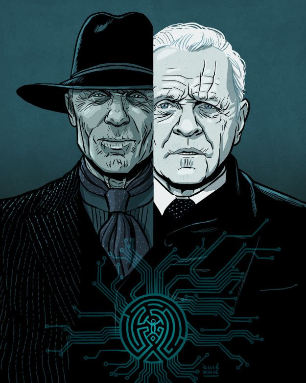 """Artists Who Love HBO's """"Westworld"""" Are Making Incredible Fan Art"""