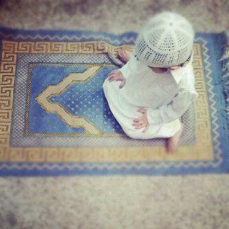 So cute. Mashallah