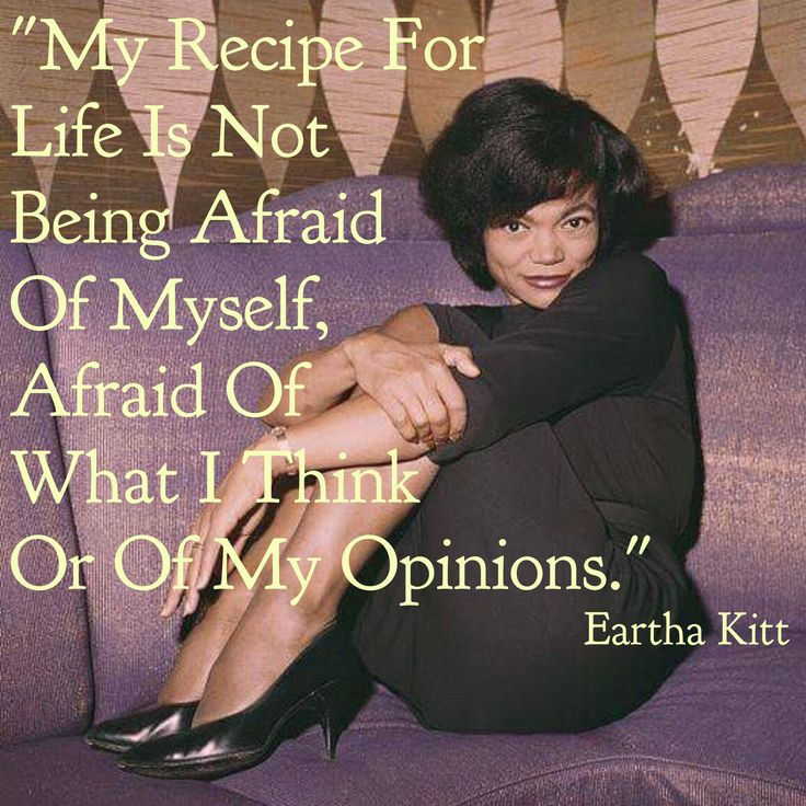 Image result for quotes by eartha kitt