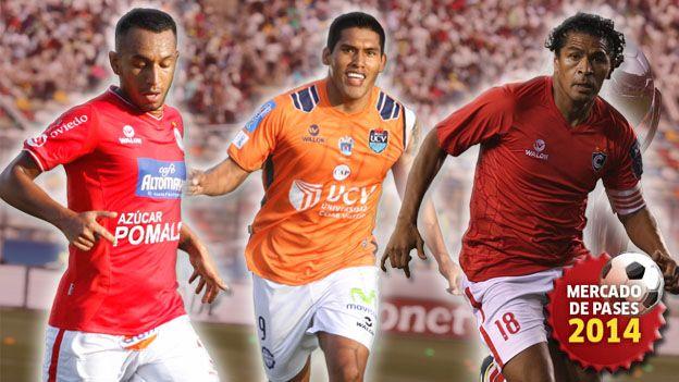Mercado de fichajes de Perú: altas, bajas y rumores del fútbol peruano (3). #depor
