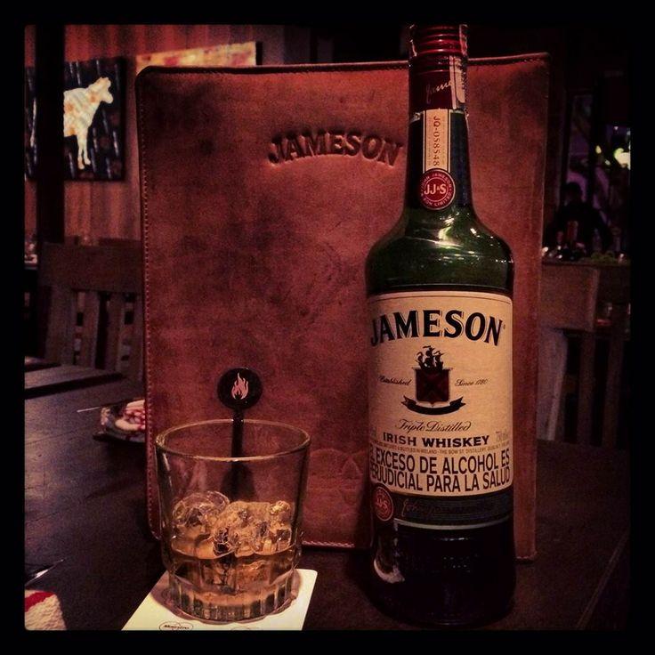 Jameson #casafuego #usaquen #restaurante rustic