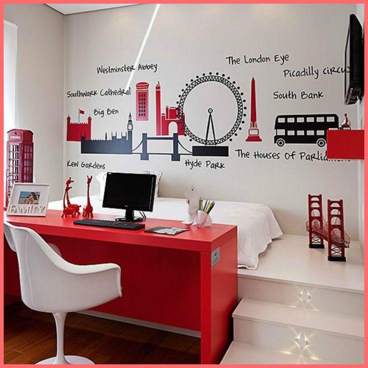 Confia as melhores dicas de decoração de quarto feminino jovem. Veja ideias simples e baratas de decoração de quarto feminino jovem e se inspire.