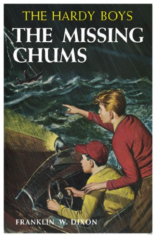 Love these old covers. Where my chums at?