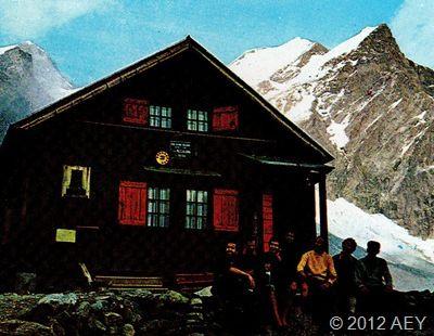 Monte Rosa-Valle d'Aosta