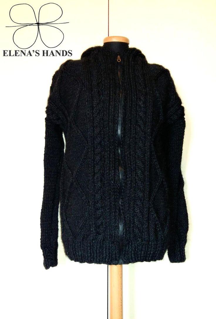 Giacca a maglia #elena'hands #moda