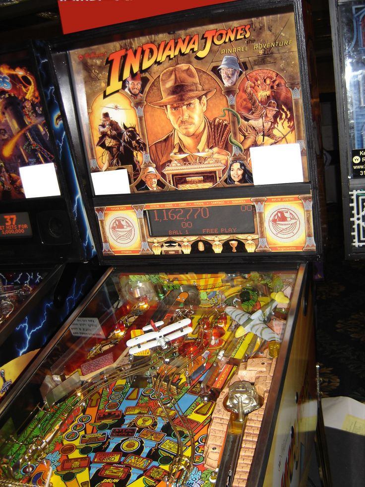 44 best Pinball Machines images on Pinterest   Pinball, Arcade ...