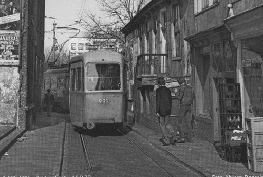 Geheugen van GVB tramlijn 4 - historie