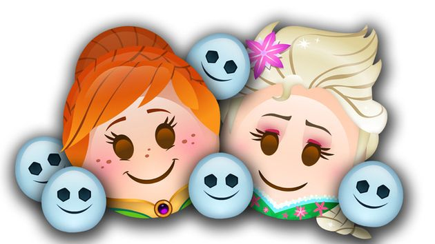 Frozen Fever as Told By Emoji | Oh My Disney (This is so CUTE)