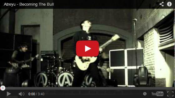 Watch: Atreyu - Becoming The Bull See lyrics here: http://atreyu-lyric.blogspot.com/2010/10/becoming-bull-lyrics-atreyu.html #lyricsdome