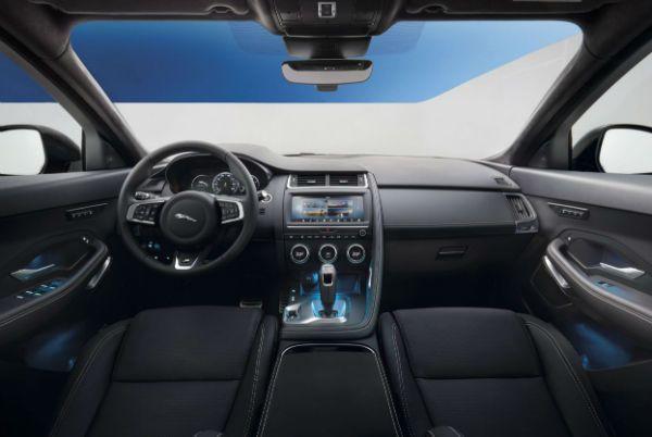 Jaguar F Pace 2019 Interior Jaguar Suv Jaguar E Jaguar
