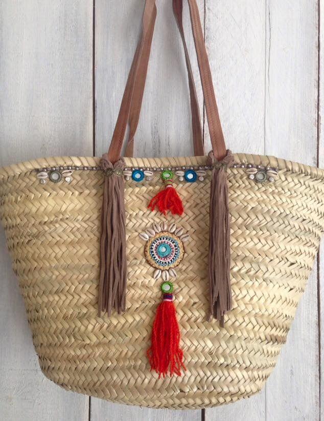 VIDA Statement Bag - Korb by VIDA 1wUyuvk8