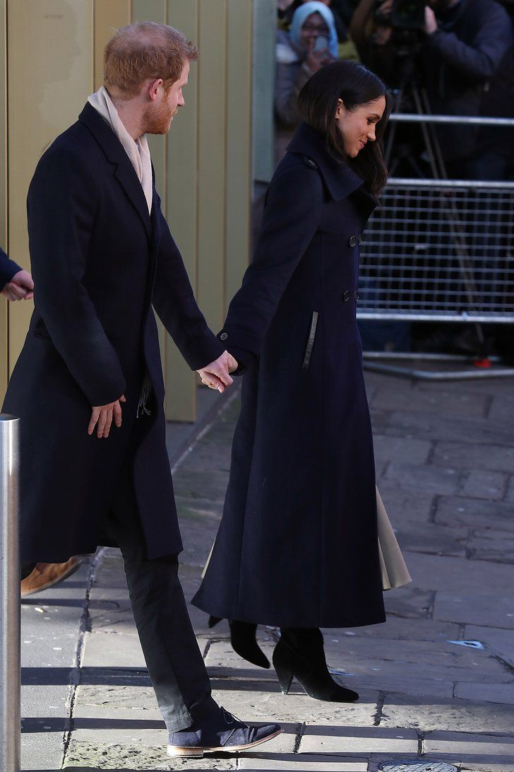 | 15 Times Harry and Meghan Made Their Love For Each Other Loud and Clear | POPSUGAR Celebrity Photo 7