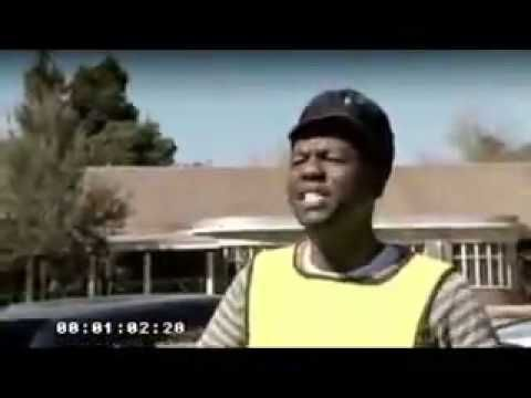 funny south african car guard