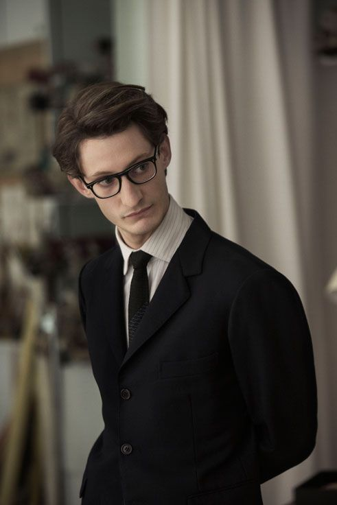 Pierre Niney - Character inspiration #writing #nanowrimo #face