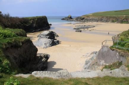 Trevone Bay Beach | Padstow | Beaches in Cornwall c James Penman - Memories of Martin & Rachel's Wedding Day : )