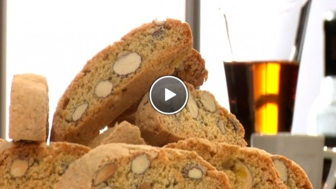 Cantuccini - recept   24Kitchen