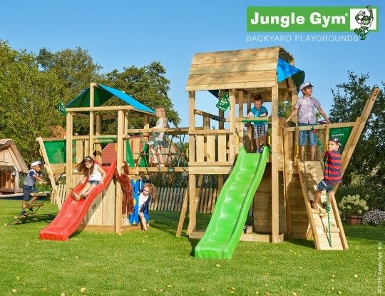 Play Paradise 11 ✨ - A spectacular playing field! #JungleGym