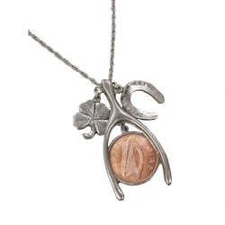 Danbury mint slot machine necklace