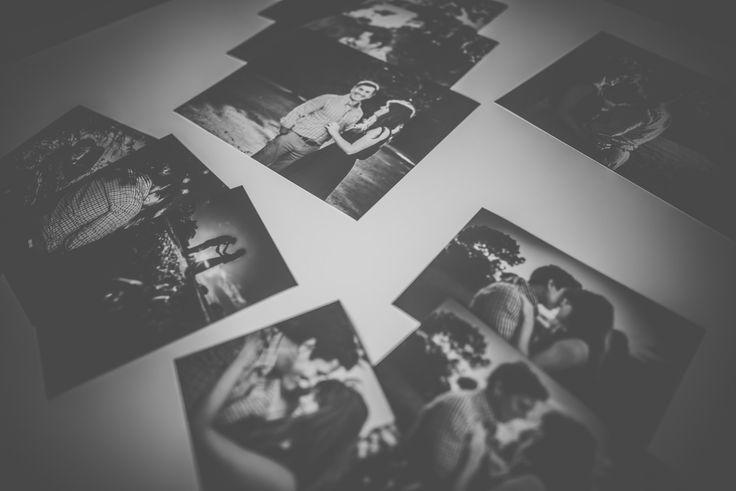 Printed Wedding Photos