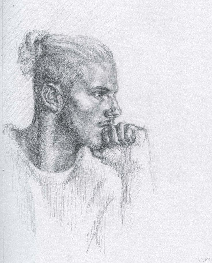 Jenni Viita 2016 Pencil on paper. Alexander Ludwig