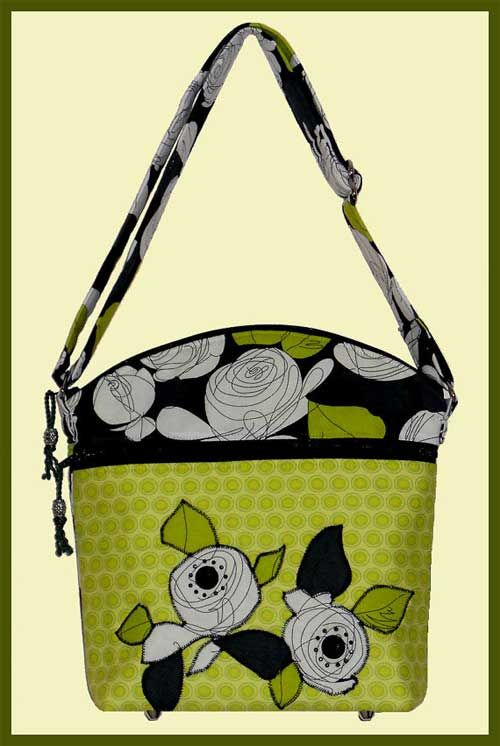 Pamela's Bag will become your favorite purse because it has everything you would ever want. It's the perfect size - not too small, not too large. A deep se
