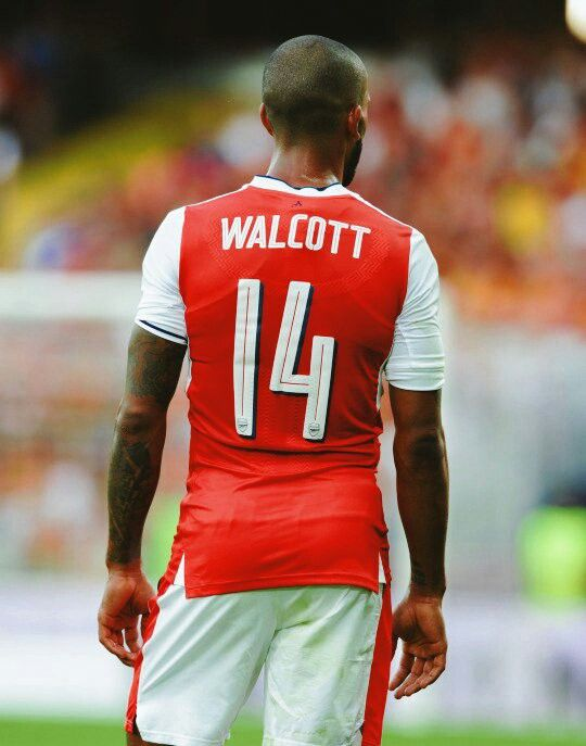 He's in a good run of form. Long may it continue Theo.