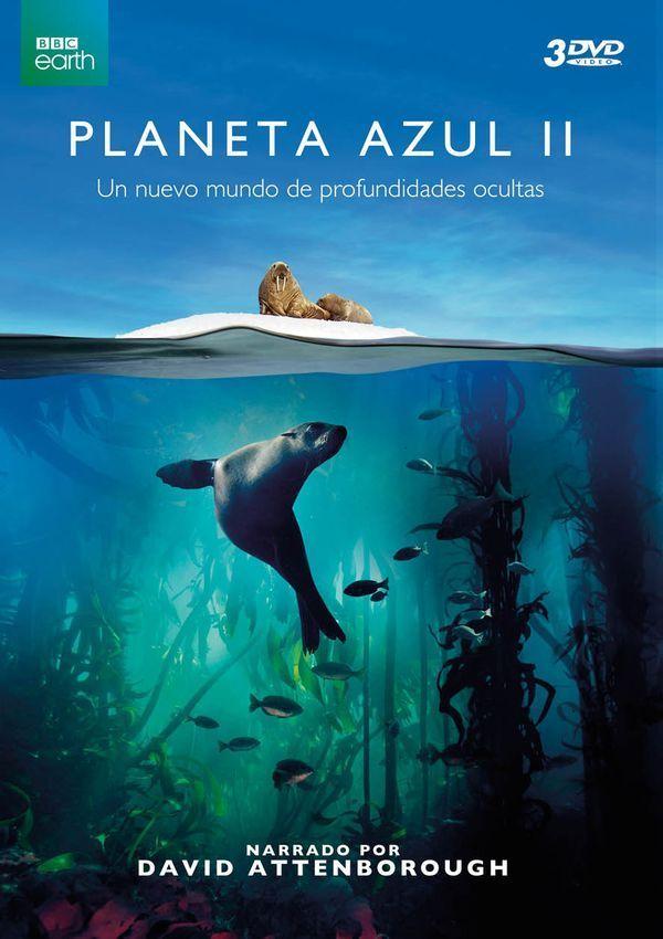 Planeta Azul Ii Planeta Documentales David Attenborough