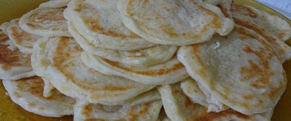 Foto - Receita de Receita Fácil de Pão de queijo de frigideira!